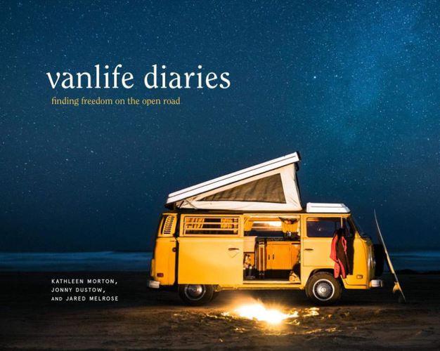 vanlife diaries book cover