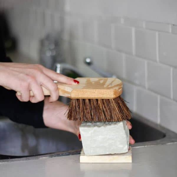 Bestowed Essentials Zero Waste Dish Soap Bar