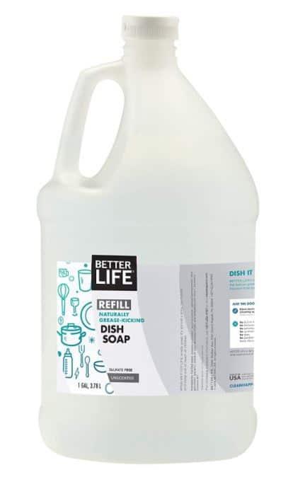 Better Life Dish Soap