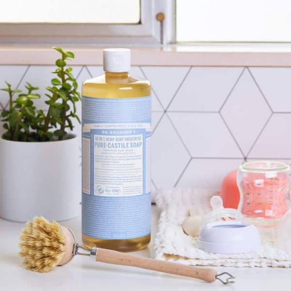 Dr Bronner's Dish Soap
