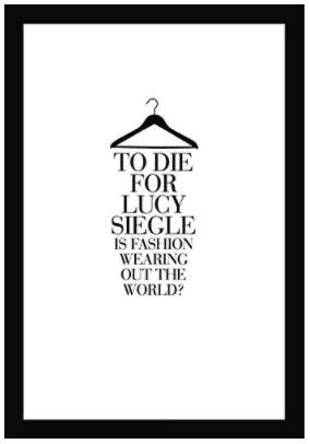 to die for fashion eco