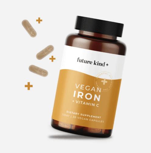 best vegan iron supplement